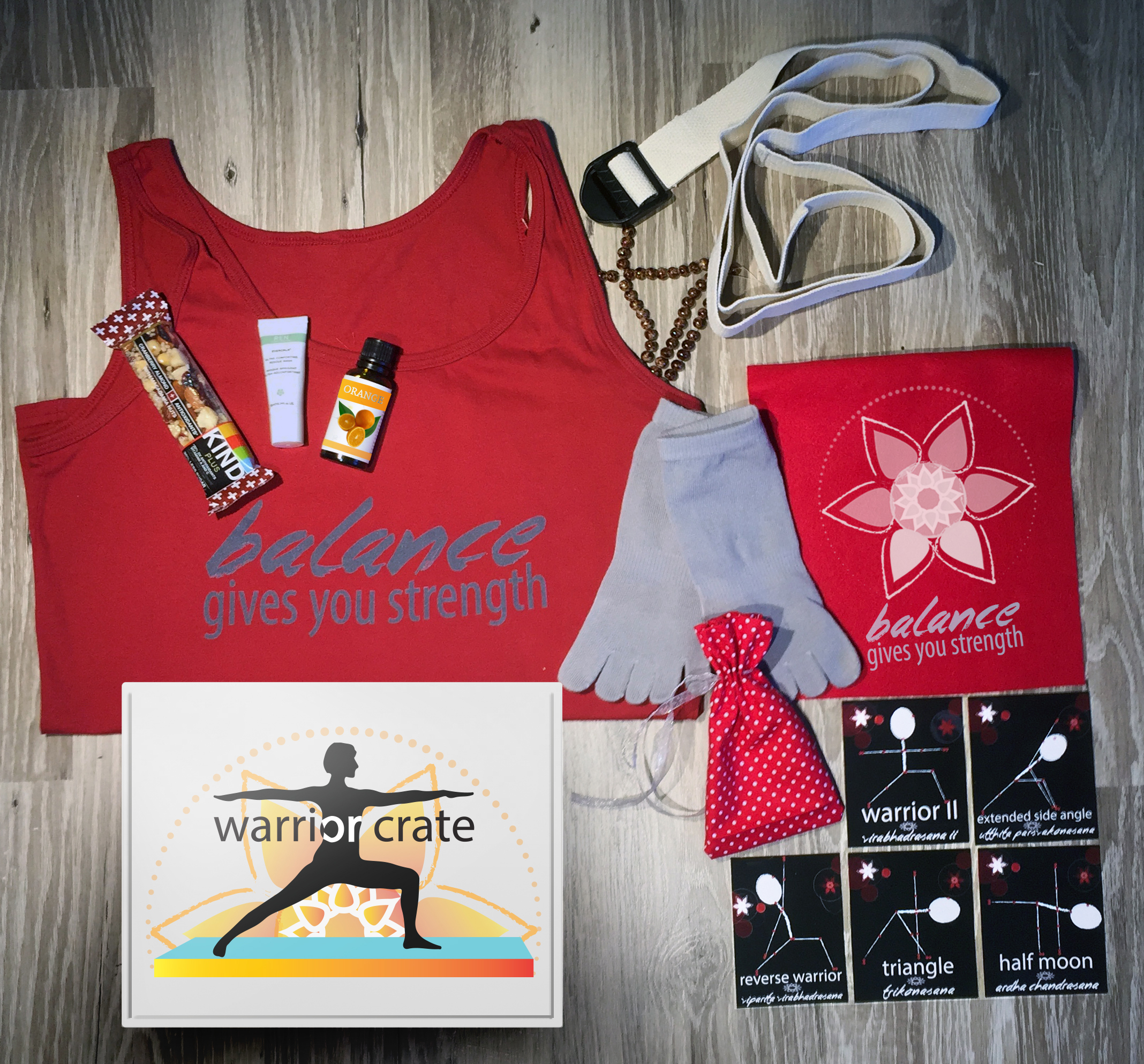 Why Yoga Warrior Crate?